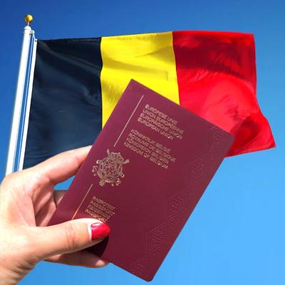 Belgium Visa Image