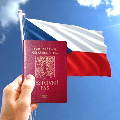 Czech Republic Visa Image
