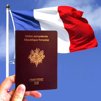 France Visa Image