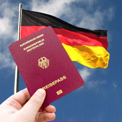 Germany Visa Image