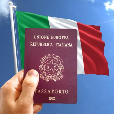 Italy Visa Image