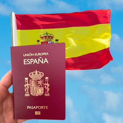 Spain Visa Image