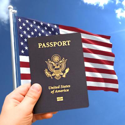 USA Visa Image