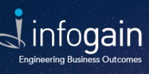 Infogain India (P) Ltd.'s logo