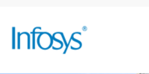 Infosys Limited's logo