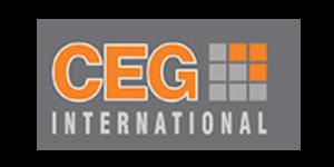 CEG International's logo
