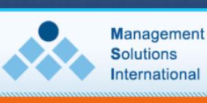 Management Solutions International's logo