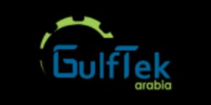 Gulftek Arabia's logo
