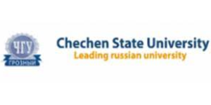 Chechen State University's Logo