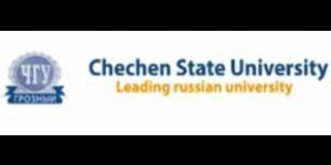 Chechen State University's logo
