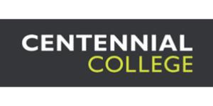 Centennial College's logo